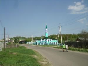 Мечеть в Советском районе г.Казани